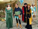 Праздник средневековья в Италии