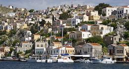 Острова Родос, Сими, Тилос, Нисирос...